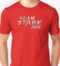 Team Stark 2016 T-Shirt