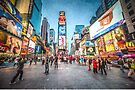 Times Square (ch) by Ray Warren