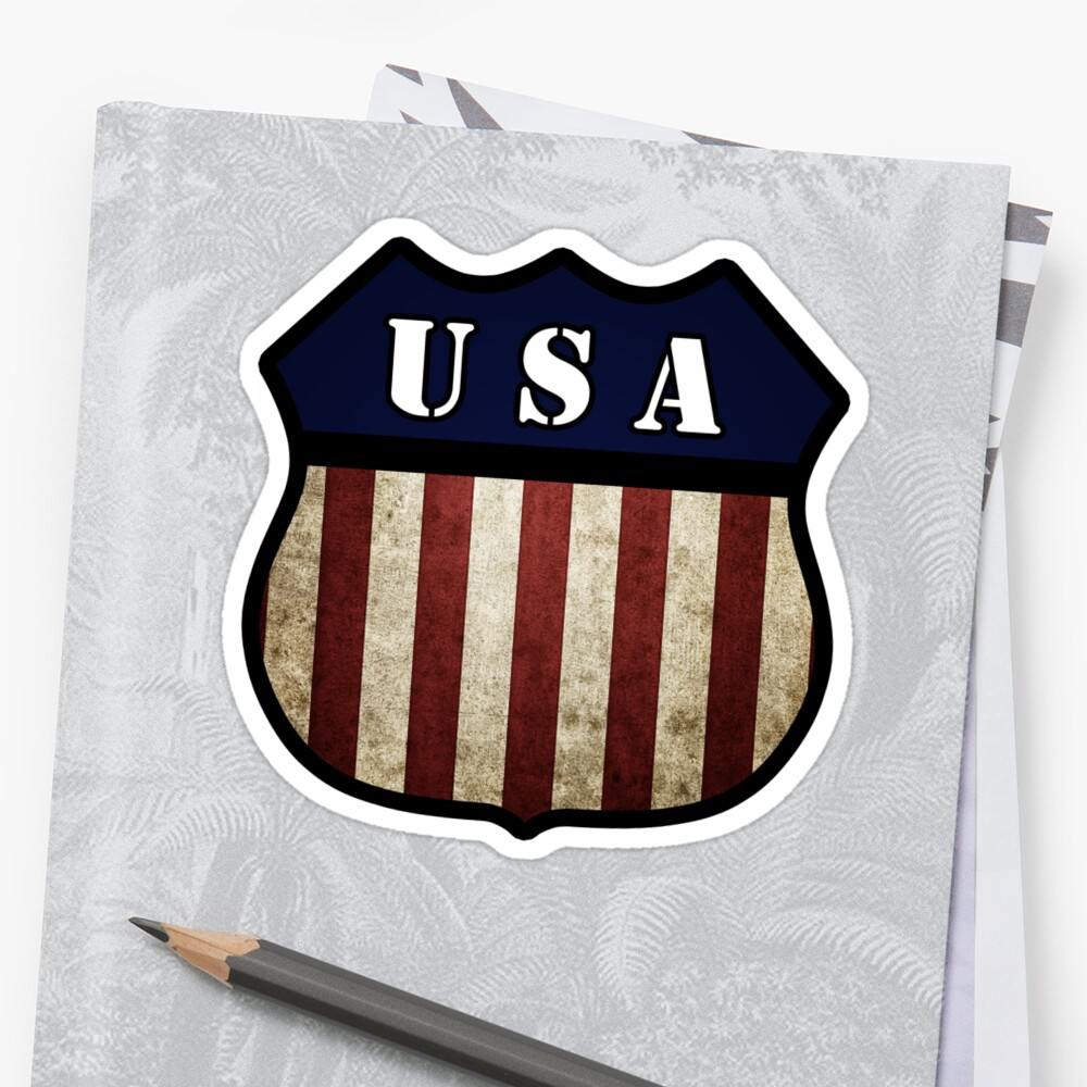 USA Shield by Stepz2007