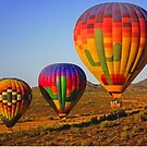 Up, Up. Up and Away in Arizona USA by TonyCrehan