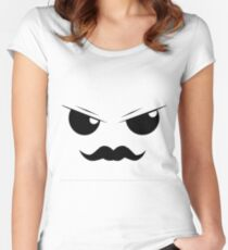 Mr. Pringles Women's Fitted Scoop T-Shirt