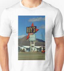 Route 66 - Roy's of Amboy, California Unisex T-Shirt