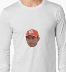 Dabo Swinney Face Long Sleeve T-Shirt