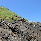Striking Strata, Tolsta Beach, Isle of Lewis by BlueMoonRose