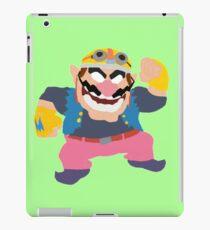 Simplistic Wario Super Smash Bros  iPad Case/Skin