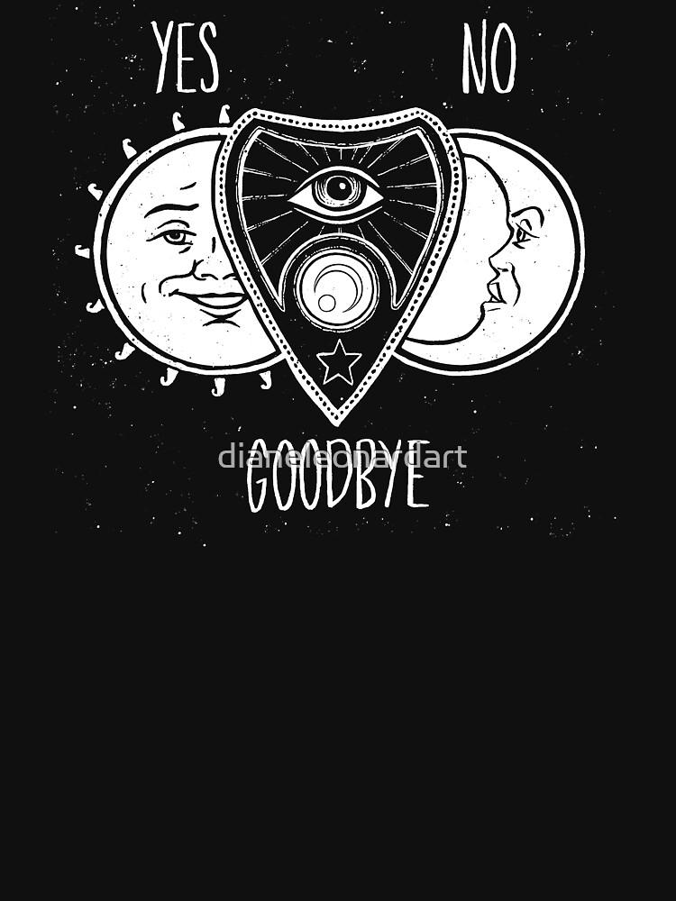 Ouija Board by dianeleonardart