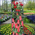 GLORIOUS GARDENS CALENDAR by BlueMoonRose