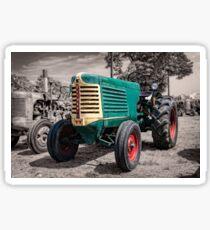 1948 Oliver 77 tractor Sticker