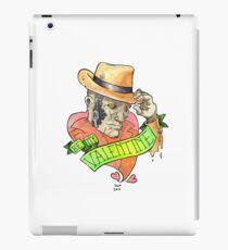 Nick Valentine - Be My Valentine iPad Case/Skin