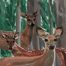 We Three by Carole Boyd
