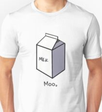 Milk. T-Shirt