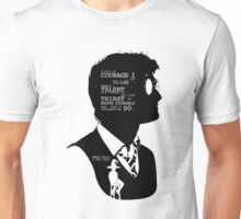 """Where shall i put you?"" Unisex T-Shirt"
