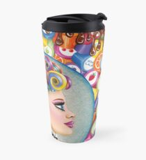 Lady Sweet Tooth Travel Mug
