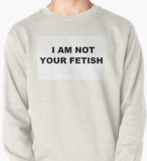 Sudadera cerrada Not Your Fetish