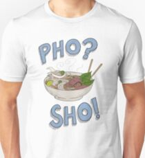 627deb21 Pho Sho T-Shirts | Redbubble