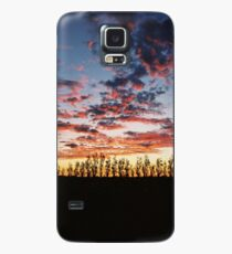Coonawarra Sunset Case/Skin for Samsung Galaxy