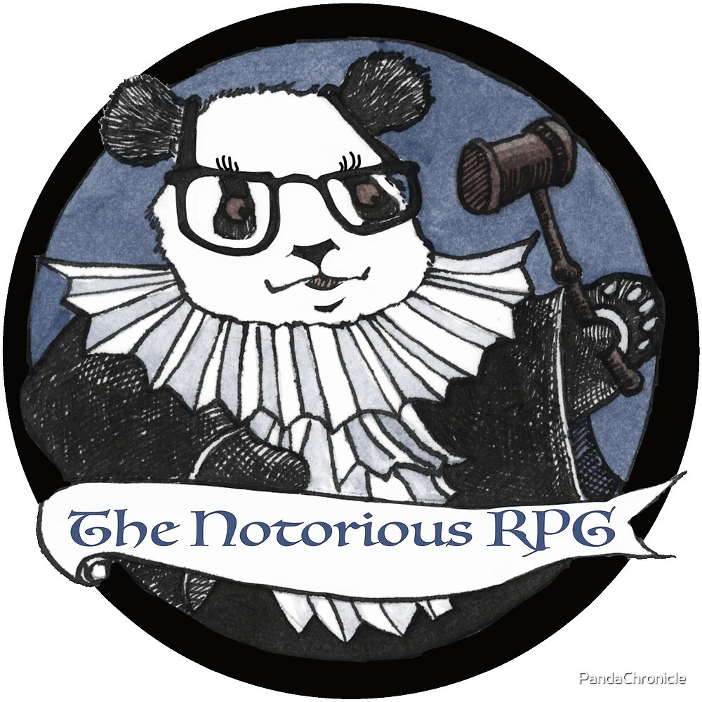 The Notorious RPG (Single image) by PandaChronicle
