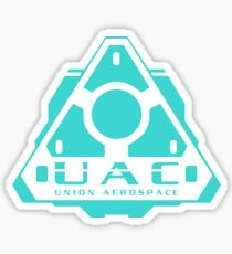 UAC - Union Aerospace Sticker