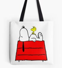 Snoopy chill out Tote Bag
