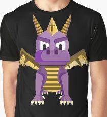 Spyro vector character fanart Graphic T-Shirt