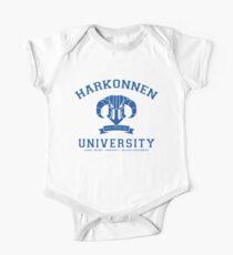 Harkonnen University | Blue One Piece - Short Sleeve