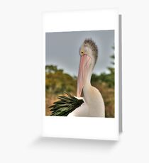 All Right, Mr. DeMille, I'm Ready For My Close-up Greeting Card
