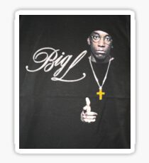 Big L Sticker