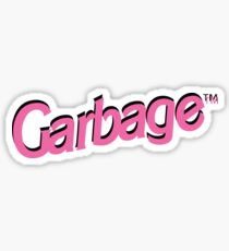 Garbage  Sticker