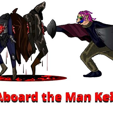 All Aboard the Man Kebab by Kdanielss