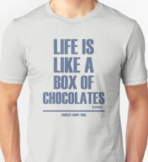 Forrest Gump - Box Of Chocolates T-Shirt