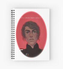 Shepard Spiral Notebook