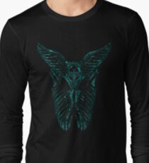 Shard Helm [ SHATTER TURQUIOSE ]  Long Sleeve T-Shirt