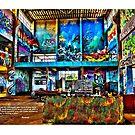 Street Art  Geelong #40 by bekyimage