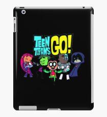 Chibi Titans Go!  iPad Case/Skin