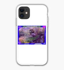 23RD PSALM iPhone Case
