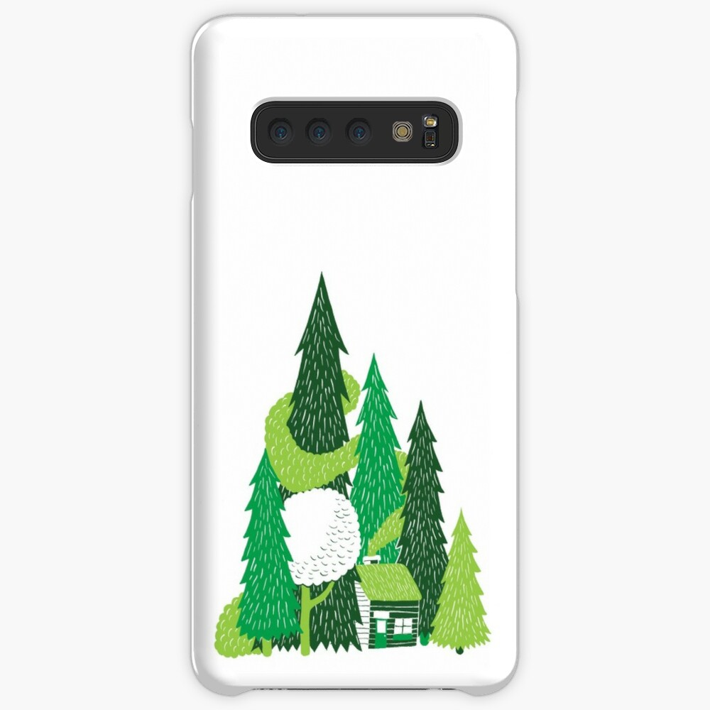 Forestry  Samsung Galaxy Snap Case