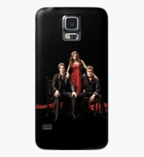 Vampire Diaries-Triangle Case/Skin for Samsung Galaxy