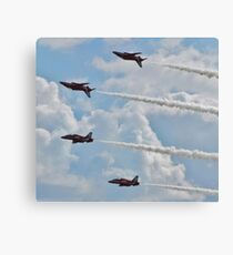 arrows Canvas Print