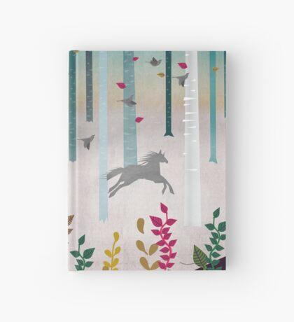 Flying Horses Hardcover Journal