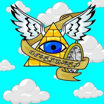 pyramid of disregard by Disregard