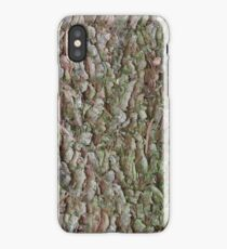 Spruce Bark iPhone Case/Skin
