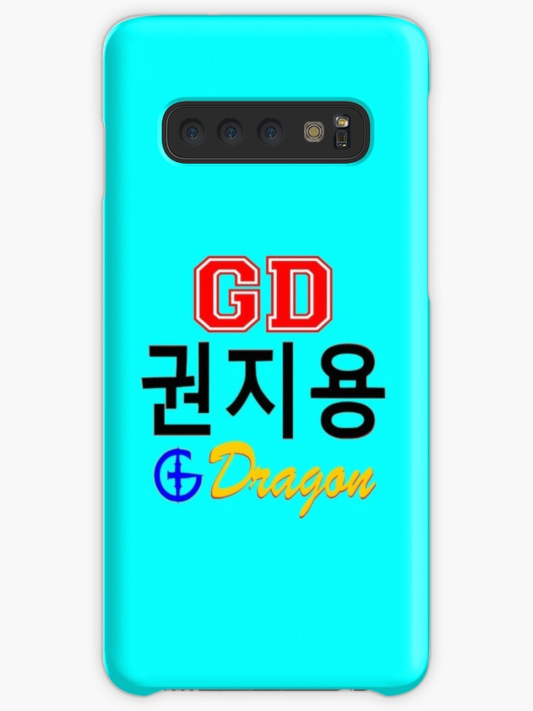 on sale e074d 30f32 '♥♫Big Bang G-Dragon Cool K-Pop GD Samsung Galaxy S3/4 Cases♪♥' Case/Skin  for Samsung Galaxy by Fantabulous
