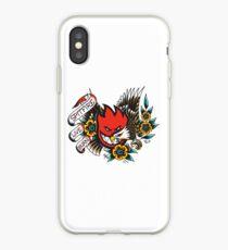 Spitfire Live Burn iPhone Case