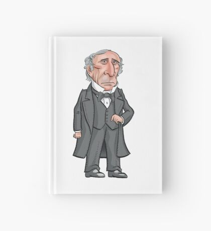 President John Tyler Hardcover Journal