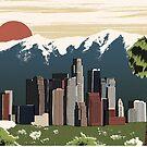 Los Angeles by Sam Brewster