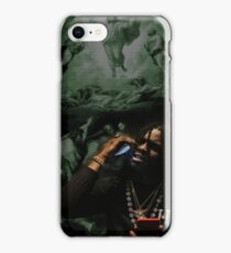 chief keef x jesus iPhone Case/Skin