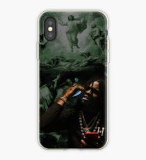 chief keef x jesus iPhone Case