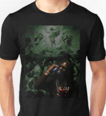 chief keef x jesus Unisex T-Shirt