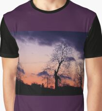 December sky Graphic T-Shirt