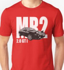 MR2 2.0 GT i Classic Sports Car Men's T-shirt T-Shirt
